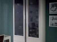 Витрина 2-х дверная + ящики Mara