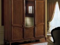 Шкаф 3 дв. Marie Claire c зеркалом
