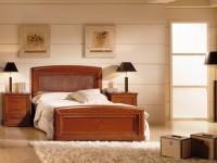 Кровать Marion с решеткой в изголовье
