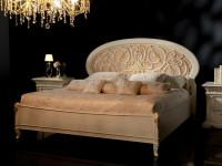 Кровать без изножья на ножках Montalcino LQ