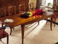 Стол прямоугольный раздвижной Montalcino