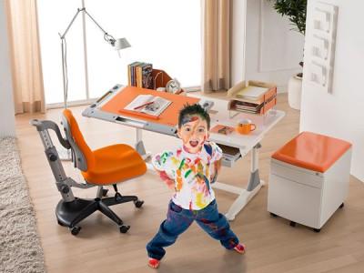 Детская парта Comf-Pro King BD-368