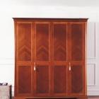 Шкаф 4х дверный Maria Noce H225