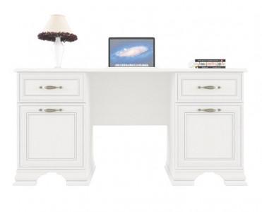 Стол письменный Tiffany вудлайн кремовый