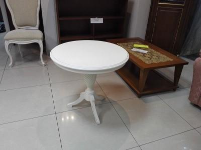 Стол кофейный Арт.RM835 (цвет белый)