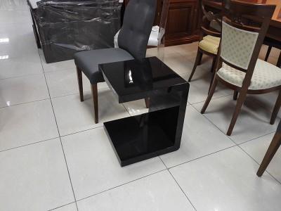 Столик журнальный (чёрный лак)
