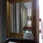 Зеркало Арт.6107 золото